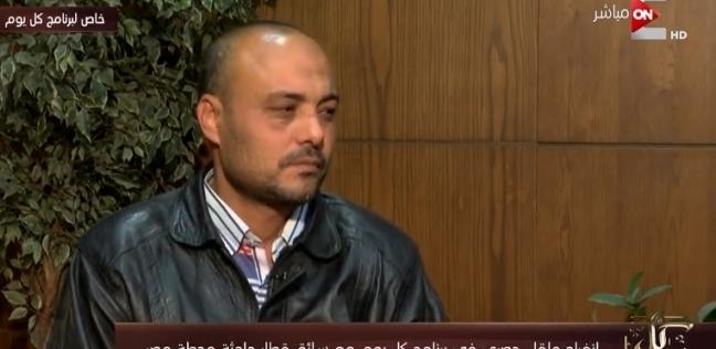"""سائق القطار المتسبب في حادث """"محطة مصر"""": """"أنا مُخطئ.. بس معرفش الغيب"""""""