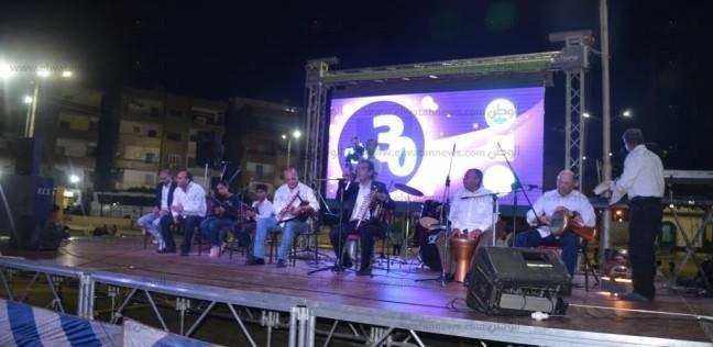 الإسماعيلية تحتفل بـ30 يونيو على أنغام السمسمية اليوم