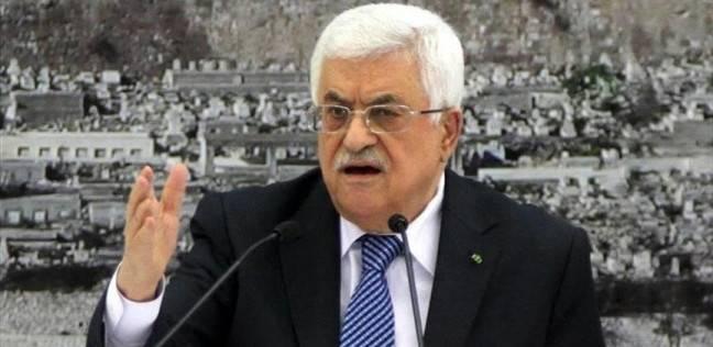 عباس: قرار تجميد التنسيق الأمني مع اسرائيل ما يزال قائما