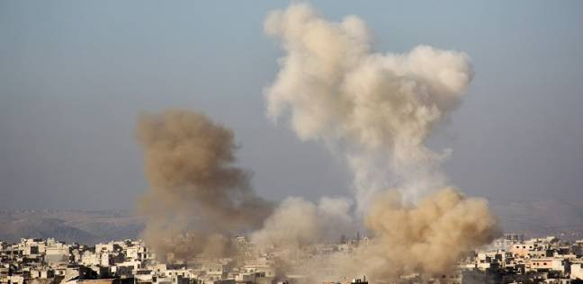 ارتفاع حصيلة ضحايا الغارات على وسط مدينة أورم السورية إلى 23 قتيلا