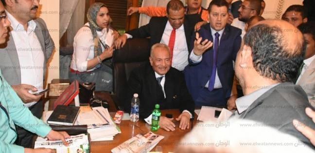 """""""أبو شقة"""" بعد إعلانه رئيسا لـ""""الوفد"""": كل الطيور المهاجرة ستعود للحزب"""