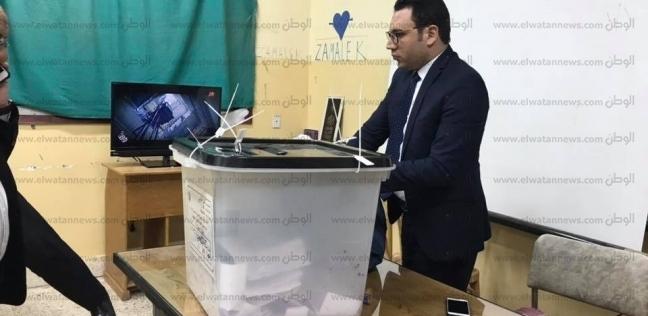 وصول القضاة للجان الاستفتاء في كفر الشيخ لبدء ثاني أيام التصويت