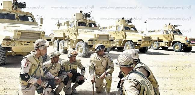 بالفيديو| البيان الـ24 للقوات المسلحة.. القضاء على 32 تكفيريا مسلحا