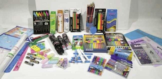 أدوات مدرسية بالتقسيط