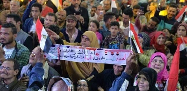 """""""القضاة"""" مهنئا السيسي بفوزه في الانتخابات: """"رزقك الله البطانة الصالحة"""""""