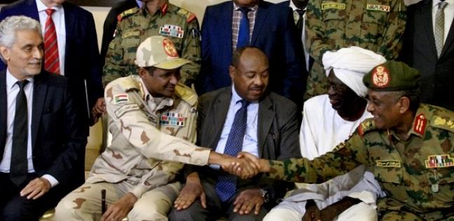 الأردن يرحب باتفاق المجلس العسكري السوداني وقوى التغيير