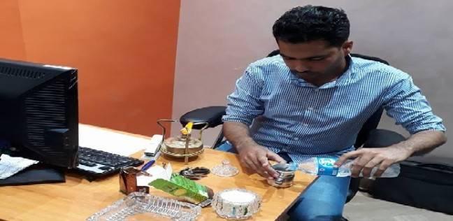 «سبرتاية» فى مكتب «محمد» لتنفيذ وصية محمود درويش: «القهوة لا تُشرب على عَجَل»