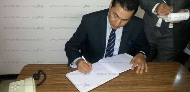 محافظ الشرقية يصدر قرارا بنقل 6 مديرين عام من ديوان المحافظة