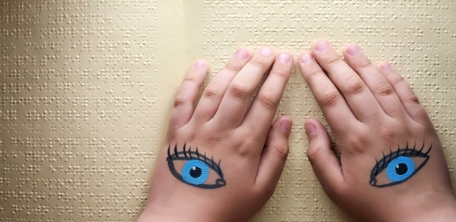 تحدوا الإعاقة وبرعوا فى مختلف المجالات.. نور البصيرة يعوض غياب البصر