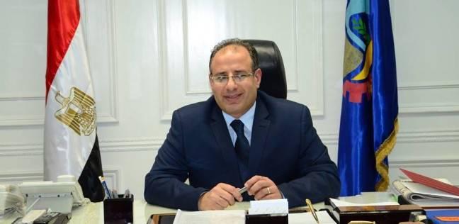 محافظ الإسكندرية يتابع تطوير وتوسعة شوارع غرب المدينة