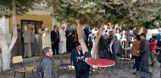 أهالى أبو النمرس وأطفيح والصف يدلون بأصواتهم بالانتخابات الرئاسية