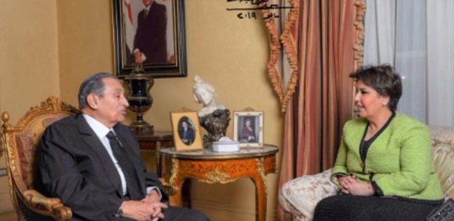 مبارك: مصر لم تقدم أي تنازلات مع إسرائيل لاستعادة علاقتها بالعرب