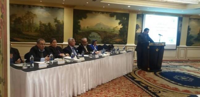 """تكريم جامعة المنيا بمؤتمر """"التغيرات المناخية وتأثيراتها على التنمية"""""""