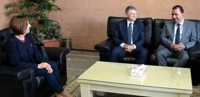 رئيس البرلمان المجري يستعد لزيارة مناطق أثرية في الأقصر