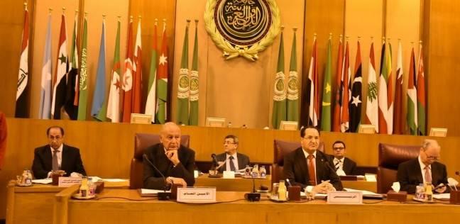 وفد المجلس السوداني للشؤون الخارجية يلتقي أمين عام الجامعة العربية