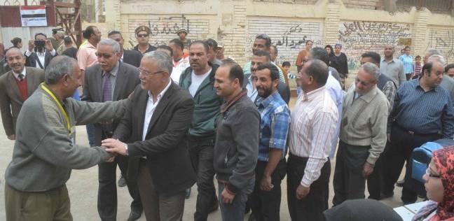 الإقبال يتزايد في لجان مركزي ملوي ودير مواس بالمنيا