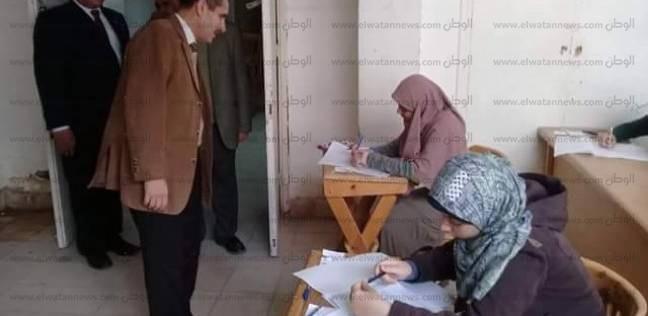 """رئيس """"القناة"""" يسمح لطلاب القنطرة شرق بدخول الامتحانات بعد تأخرهم"""