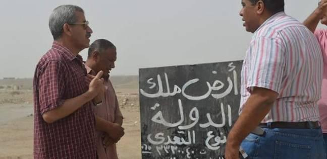 """رئيس مدينة القصير يتفقد """"أراضي الدولة"""" خلال إجازة عيد الفطر"""