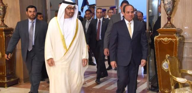 مساعد وزير الخارجية السابق: بن زايد يسعى دائما لتوطيد العلاقات مع مصر