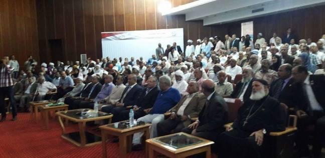 انطلاق فعاليات مؤتمر الشيوخ وكبار العائلات بالبحر الأحمر