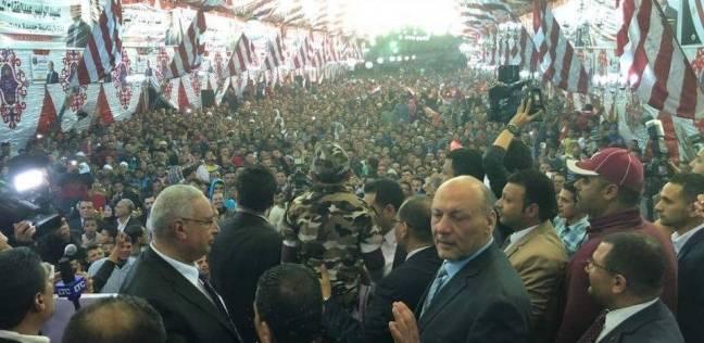 """حملة """"مواطن"""": شعبية السيسي في تزايد.. والشعب لدية إرادة بناء مصر"""