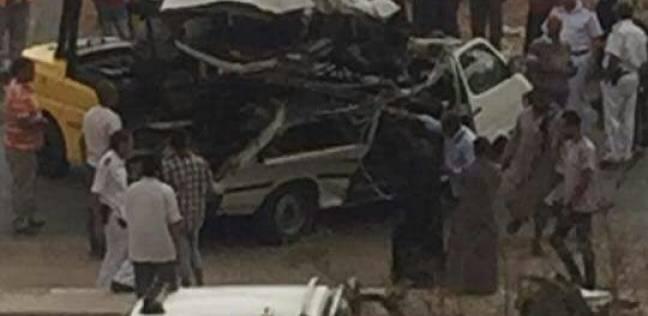 """عاجل  """"مرور القاهرة"""": حادث مدينة نصر بسبب السرعة الزائدة"""