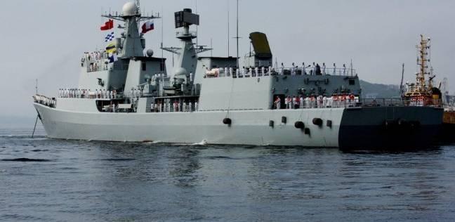 عاجل| بكين: حادث بين القوتين البحريتين الصينية والفرنسية بمضيق تايوان