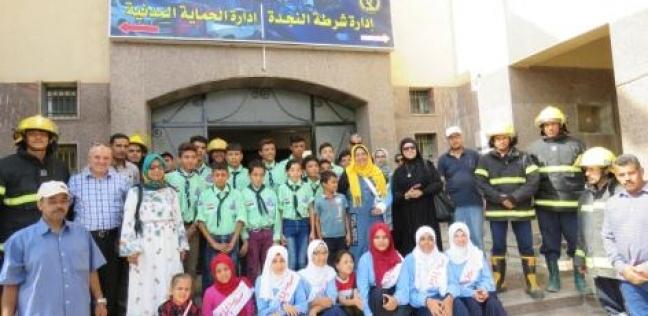 """""""الداخلية"""" تنظم زيارات للأطفال لمديريات الأمن للتعرف على دور الشرطة"""