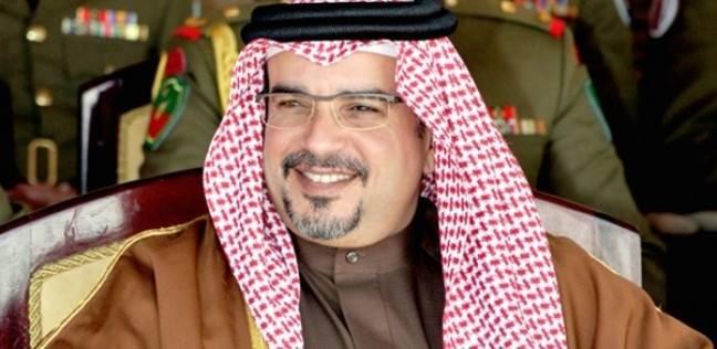 ولي عهد البحرين يهنئ السيسي بفوزه في الانتخابات الرئاسية