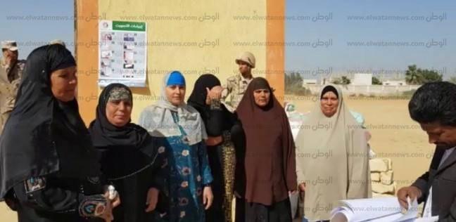 بالمخالفة للأعراف.. مشاركة قوية للمرأة بالمناطق الحدودية الغربية
