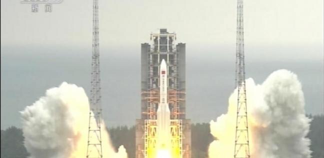 صاروخ الصين الخارج عن السيطرة.. بث مباشر