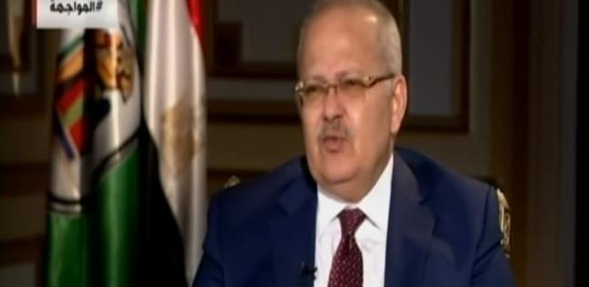 رئيس جامعة القاهرة يفتتح تجديدات قاعة الاحتفالات الكبرى غدًا