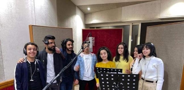 فريق «ونس» يدعم منتخب مصر لكرة اليد بأغنية
