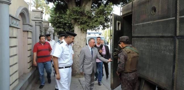 ضبط مقاول بالإسكندرية هارب من تنفيذ 240 حكم حبس