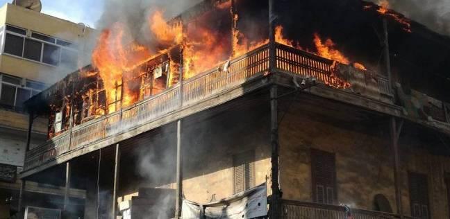 مصرع شخص ونجله في حريق بمنزل وحوش ماشية بسوهاج