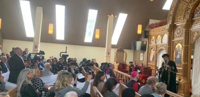 الكنيسة تحتفل بذكرى عودة رفات «شهداء ليبيا».. وصلاة «الثالث» على «مقار»