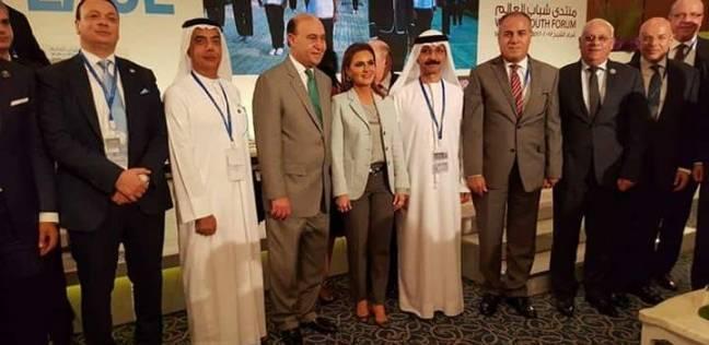 """""""مميش"""" ينفي توقيع عقد تطوير ميناء غرب بورسعيد مع موانئ دبي"""