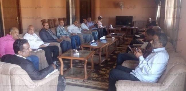 """""""كلنا معاك"""" بأسوان تشكل غرفة عمليات لمتابعة انتخابات الرئاسة"""