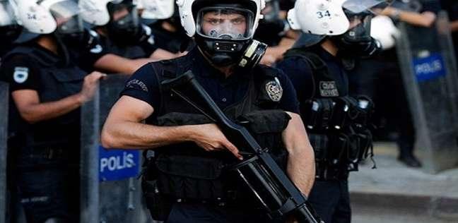 الأمن التركي يطلق الغاز المسيل للدموع على عمال في مطار إسطنبول