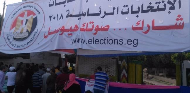 عودة الموظفين ترفع الإقبال على التصويت بمدينتي السلام والنهضة