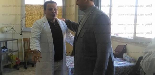 """""""الأزهر"""" ينظم قافلة طبية لمستشفى بئر العبد المركزي بشمال سيناء"""