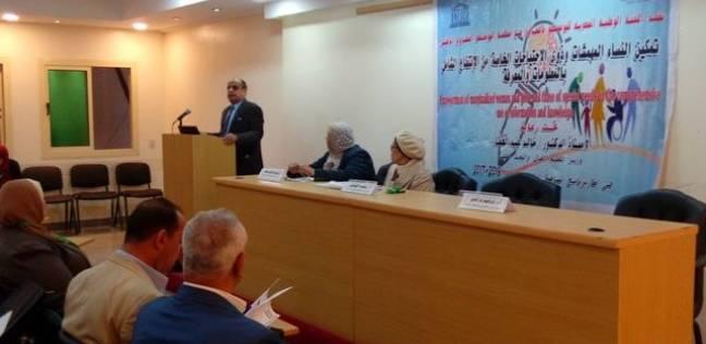 اللجنة الوطنية المصرية لليونسكو تفتتح مشروعا لتمكين النساء المهمشات