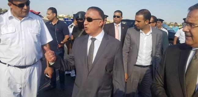 """""""أمن الإسكندرية"""" يستعد لتأمين مباراة مصر والنيجر"""