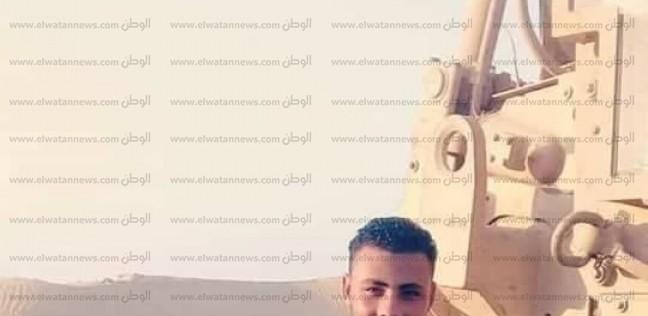 """محافظ كفر الشيخ ينعى شهيد شمال سيناء.. ويؤكد: """"مصر انتصرت على الإرهاب"""""""