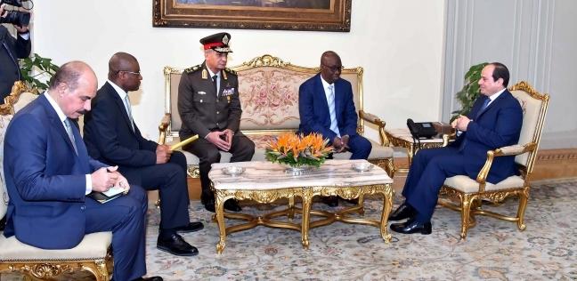 أمر بها السيسي.. ماذا يعني تقديم مصر 100 منحة عسكرية للدول الإفريقية؟
