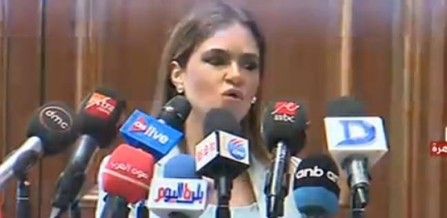 سحر نصر: الشباب يشكلون 50% من الشعب المصري