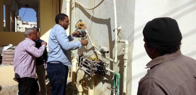حملة لقطع المياه عن كبار المشتركين الممتنعين عن سداد الفواتير بسوهاج