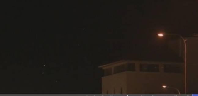 بث مباشر.. سقوط صواريخ على موقع إسرائيلية في الجولان المحتل
