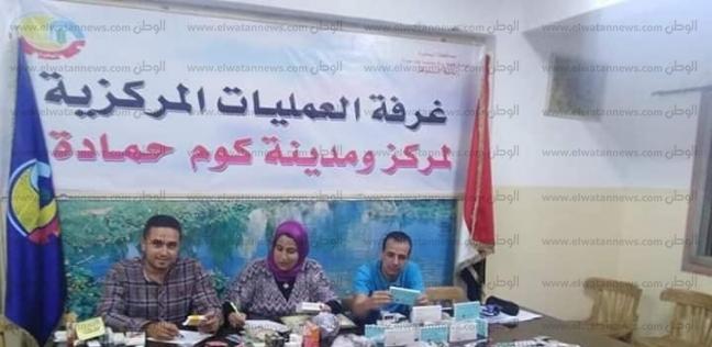 ضبط منشطات جنسية وأدوية فاسدة في حملة على منشآت طبية بكوم حمادة