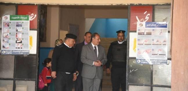 محافظ الإسكندرية: لا يوجد ما يؤثر على سير العملية الانتخابية